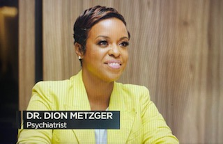 """Dr. Metzger's Appearance on """"Peace of Mind with Taraji P. Henson"""""""